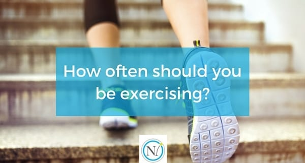 How often should you be exercising for fat loss?