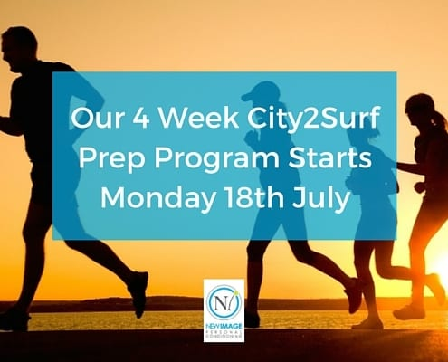 City2Surf Training Program