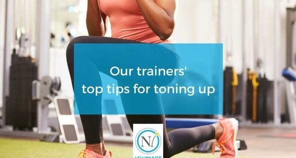 top tips for toning up
