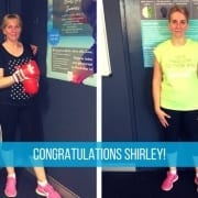 Shirley lost 5kgs