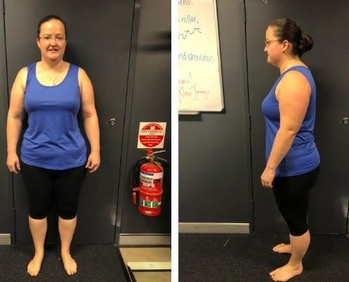 Kate Fat Loss Challenge